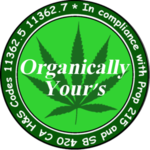 Organically Your's - Antelope Valley - AV
