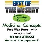 Medicinal Concepts