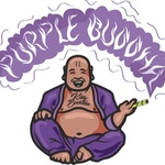 Purple Buddha - Martinez