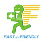 Fast and Friendly - (Open Late) - La Mesa