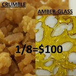 Healing nations 1/8 of gold crumble $100