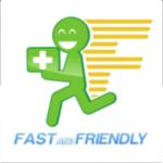 FAST N FRIENDLY (OPEN LATE!) - COSTA MESA