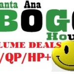Santa Ana BOGO & WAX House.(NEW HASH BAR ADDED) 1G $25 OR 2G $45