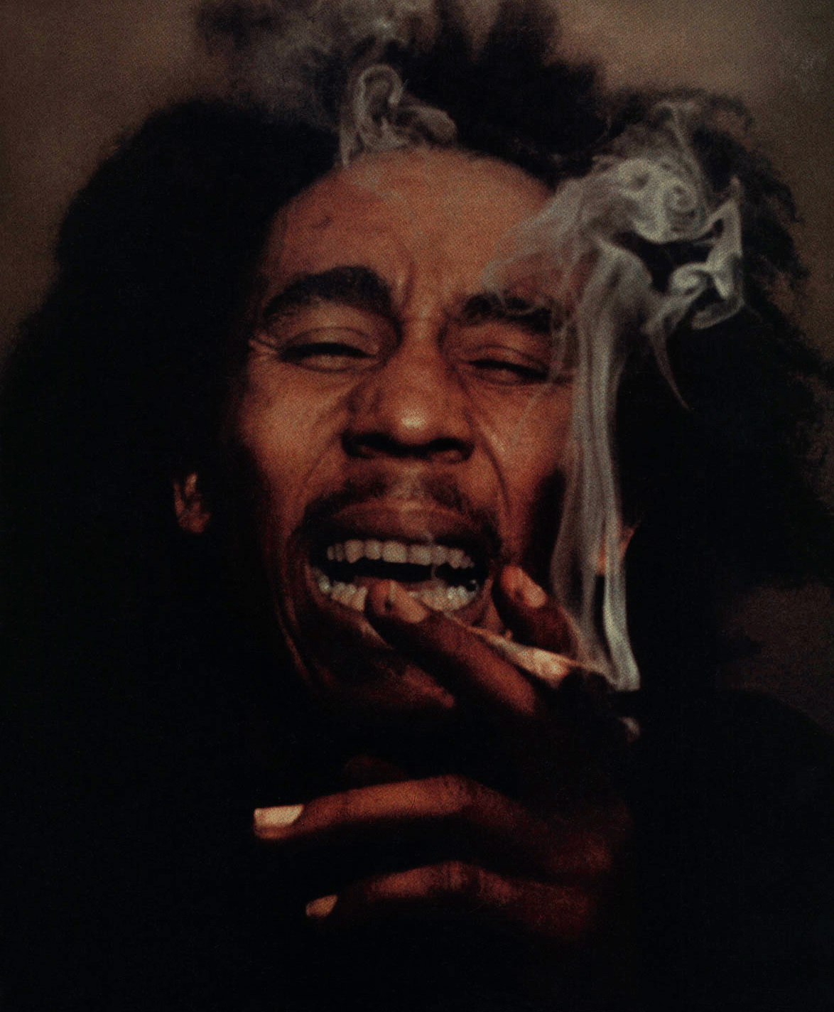 Bob Marley Weed Wallpaper