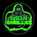 GREEN GORILLAZ  4G 30