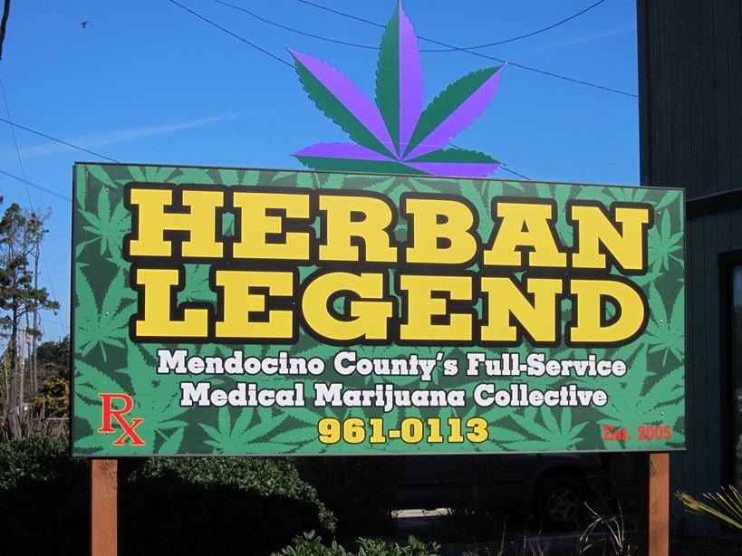 Herban Legend Humboldt California